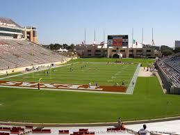Darrell K Royal Texas Memorial Stadium View From Lower