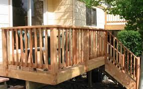 Deck Railing Designs Images Outdoor Deck Railing Designs Wearefound Home Design