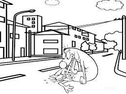 Coloring Pages Nickelodeon Characters Nickelodeon Cartoon Coloring