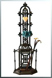 Cast Iron Standing Coat Rack Impressive Victorian Coat Rack Coat Rack Antique Cast Iron Coat Stand Antiques