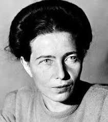 """Simone De Beauvoir Quotes Adorable Quote By Simone De Beauvoir """"A Man Attaches Himself To Woman"""