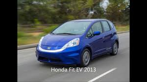 Honda Fit 2013 Review Youtube