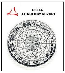 Delta Astrology Report _ The Most Complete And Advanced Astrology Chart Report _ Obtain Astrological Birth Chart Detailed And Deep _ Astrological