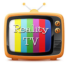 reality tv shows logo. reality t.v vs. real life tv shows logo 0