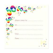 50th birthday invitation templates free 50th birthday invitation templates word 50th birthday invitation