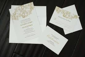 wedding etiquette the ultimate guide gentleman's gazette Wedding Etiquette Not Invited a wedding invitation with an invitation to the reception and a response card not invited to wedding etiquette