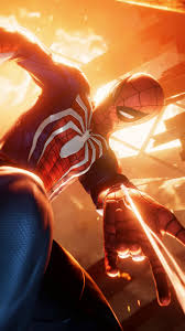 We've gathered more than 5 million images uploaded by our users and sorted them by the most popular ones. Spiderman Ps4 4k Wallpaper Posted By Christopher Walker
