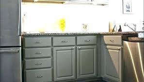 dark stained kitchen cabinets. Black Distressed Kitchen Cabinets Gray Stained Grey Stain Staining Oak Dark