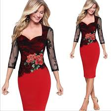 Dress Patterns For Women Magnificent Zm48a European Style Latest Dress Patterns Ladies Clothes One