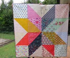 catandvee: .: Cotton + Steel Giant Vintage Star quilt - wahoo! :. & Cotton + Steel Giant Vintage Star quilt - wahoo! :. Adamdwight.com
