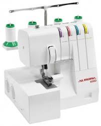 <b>Оверлок Aurora 600D</b> - Оверлоки - Бытовая швейная техника