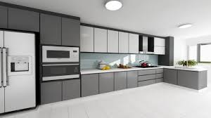 White modern kitchen ideas Ultra Modern Kitchen Cabinet Designs Frameless Rta Kitchen Cabinets Black And Silver Kitchen Ideas White Modern Kitchen Decoist Modern Kitchen Cabinet Designs Frameless Rta Cabinets Black And