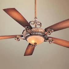 hampton bay tucson ceiling fan patina style