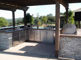 Small Outdoor Kitchen Island Outside Kitchen Designs Minipicicom