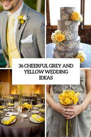 36 cheerful grey and yellow wedding ideas weddingomania Wedding Decorations Yellow And Gray 36 cheerful grey and yellow wedding ideas wedding decorations yellow and gray