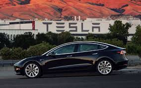 this image provided by tesla motors shows the tesla model 3 sedan electric automaker tesla