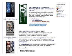 Fawn Vending Machines Impressive Vending Machines For Sales