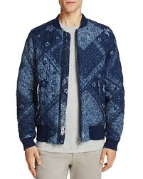 Scotch & Soda Quilted Bandana Print Bomber Jacket | Bloomingdale's & $Scotch & Soda Quilted Bandana Print Bomber Jacket - Bloomingdale's Adamdwight.com