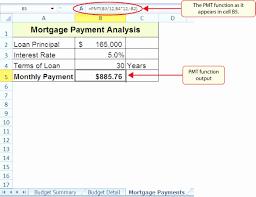 Mortgage Calculator Spreadsheet Amortization Schedule Car Loan Excel