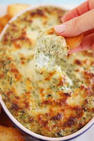 Cooking Light Spinach Artichoke Dip Bacon Hot Cheesy Spinach Artichoke Dip