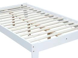 Slat Bed Frame King Queen Slats Size Frames Single – VanlueDesign