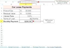Calculate Monthly Payment Excel Arianet Co