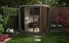 backyard office prefab. office pod garden shed backyard prefab f