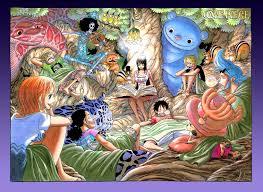 Rolonoazoro Gallery Color Spreads Illustrazioni A Colori