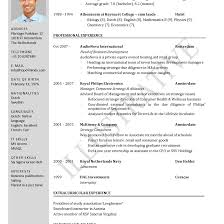 Current Resume Templates Mesmerizing Most Recent Format In At