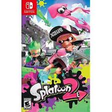 Splatoon 2 Nintendo Nintendo Switch 045496590505