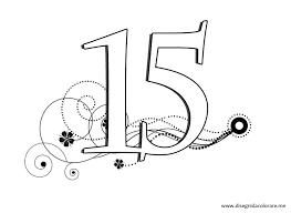 Stampabile Disegni Numeri Da Colorare Disegni Da Colorare