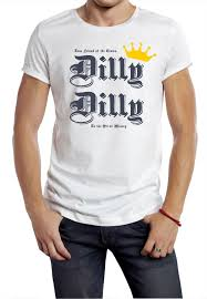 Dilly Dilly Bud Light T Shirt Dilly Dilly True Friend T Shirt Bud Light King Beer Drinking Budweiser Funny 1 100 Cotton Tee Shirt Tops Wholesale Tee