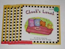 Guided Reading Set Chucks Lunch Wiley Blevins Tony