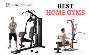 Best Home Gyms Of 2018 Reviews Buyers Guide