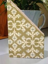 Magazine Holder Craft Beauteous Sew Many Ways Ribbon And Bow Organizing With Magazine Holders