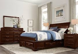 Affordable Queen Bedroom Sets for Sale: 5 & 6-Piece Suites