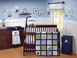 Nautical Themed Bedroom Baby Boys Nautical Nursery Decor For Room Ideas Themed Rooms Theme