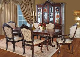 Best Dining Table Luxury Fancy And Luxury Classic Wood Dining Table  Dreamehome Ref