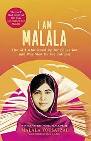 i am malala the who stood up for education and was shot by the