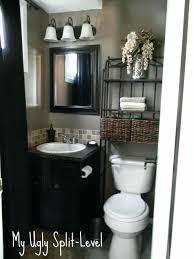 modern half bathroom ideas. modern half bath s bathroom vanities for small bathrooms ideas grey floating n