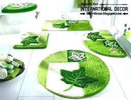 bathroom rugs green leaf sage amazing remodel ideas marvelous 5 furniture village