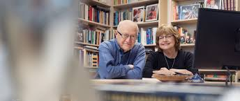 At Home in Space: Drs. Phyllis Johnson and Peter Suedfeld are investigating  the psychosocial effects of long-term space flight - UBC Department of  Psychology