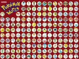 Pokemon Type Chart Gen 2 Five Easy To Follow Pokemon Type Charts