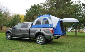 Napier Sportz Truck Tent for Compact Short 5' Bed Pickup 2 Person ...