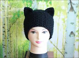 Cat Hat Crochet Pattern Simple New Crochet Cat Hat Best Crochet Pattern Idea