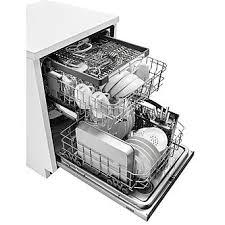 kenmore 14573 dishwasher. kenmore 14572 dishwasher with third rack/power wave spray arm - white exterior 14573
