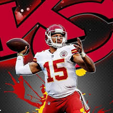 Pin by Adam Pusch on Patrick Mahomes   Chiefs football, Kansas city chiefs  football, Kc chiefs