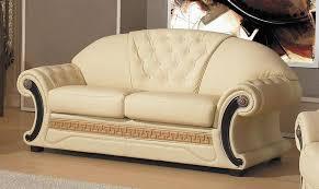 adorable modern leather sofa design