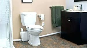 Toilet Pumper Basement Toilet Sump Pump Undersky Co