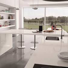 quartz composite countertop kitchen moon